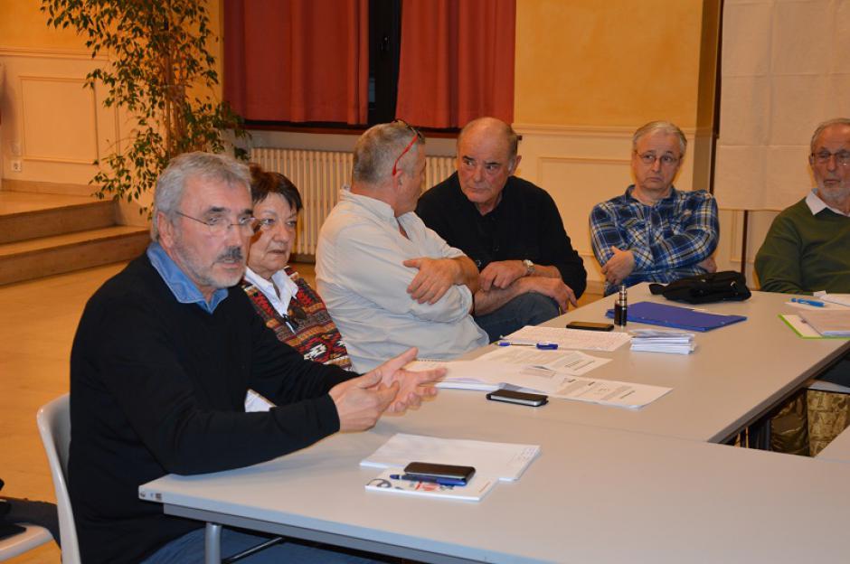 Un Parti debout pour répondre aux besoins du peuple dans le Nord des BdR